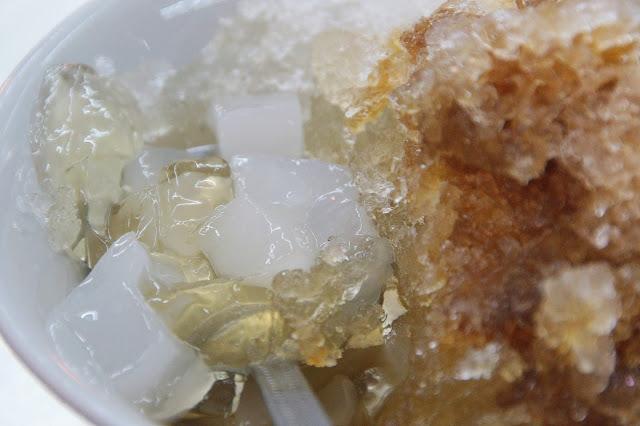 台南陳Q古早味黑砂糖剉冰