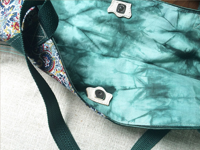 Сумка-шоппер с восточными мотивами | Inna Yakusheva's blog