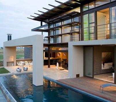 Fotos de terrazas terrazas y jardines terrazas de casas for Foto casa minimalista