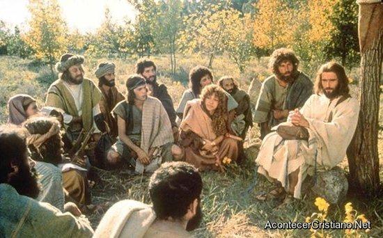 Película La Vida Pública de Jesús