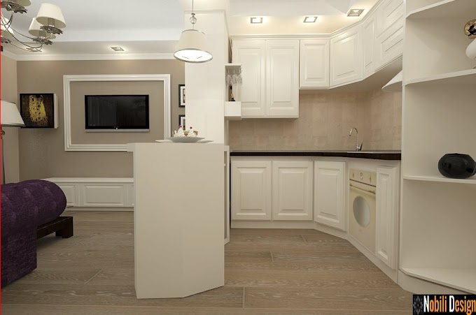 Firma amenajari interioare Ploiesti | Design interior case clasice Prahova