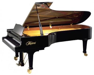 piano Kawai EX Concert Grand