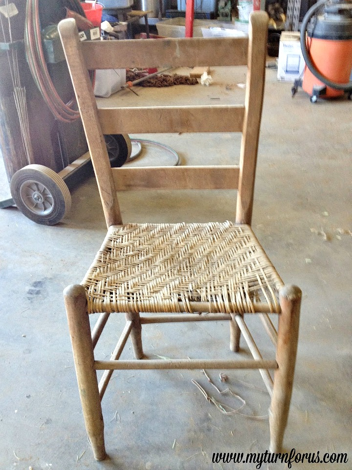 How To Weave And Restore A Hemp Seat On A Chair
