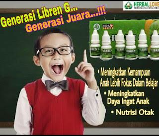 Pentingnya Peran Vitamin Otak bagi Anak pada Masa Sekolah || Libren G Whatsapp 087788748177