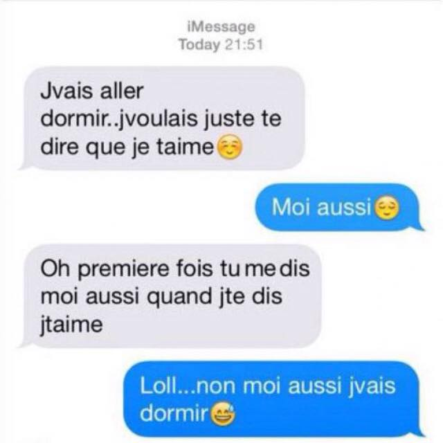 top sms drole