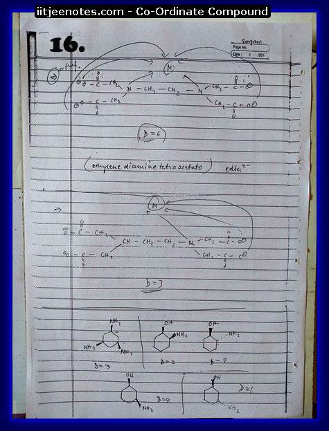 Coordinate Compound Notes1