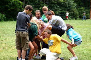 Team Building Game, Leadership Game, Human Knot, Game, Leadership, Team Building