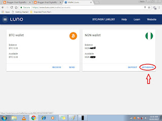 How to add bank account to luno bitcoin wallet