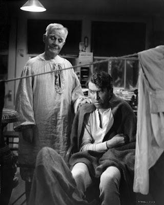 Τζέιμς Στιούαρτ και άγγελος από την Υπέροχη Ζωή / James Stewart and Angel from It's a Wonderful Life