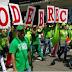 Marcha demanda suspensión de las operaciones de Odebrecht