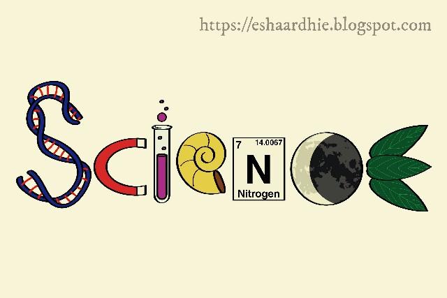 Sains, Salah Satu Bekal Kita Untuk Kampung Akhirat