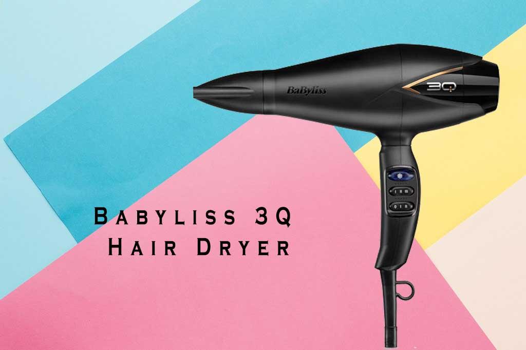 babyliss 3q hair dryer