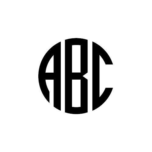 Tạo logo online theo phong cách Logo Monogram