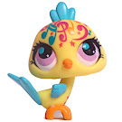 Littlest Pet Shop Blind Bags Peacock (#2865) Pet