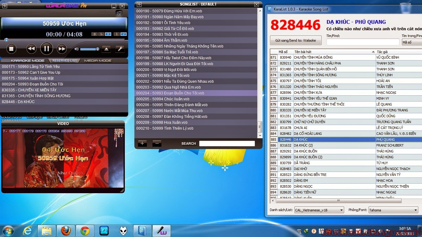 phần mềm hát karaoke walaoke pro full crack offline trên máy tính