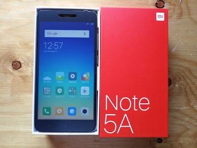 Masuk Mode Download EDL Xiaomi Redmi Note 5a