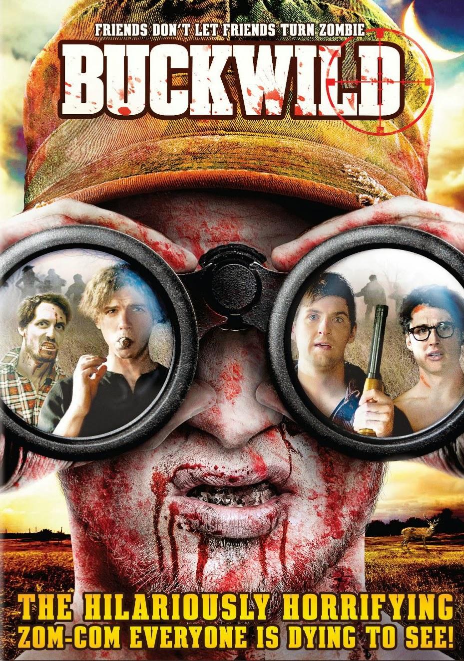 Buck Wild - zombie comedy