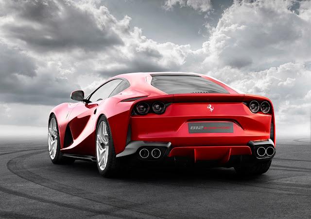 Ferrari at the Goodwood Festival of Speed 2018 - 812 Superfast