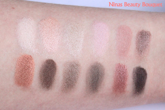 Maybelline - The blushed Nudes Lidschatten Palette