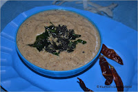 RADISH CHUTNEY/ MULLANGI CHUTNEY- SOUTH INDIAN STYLE CHUTNEY FOR IDLY/DOSA