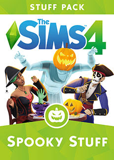Electronic Art's Origin Store Halloween Sale on selected Sims 4 Packs.25% sale on The Sims 4 Spooky Stuff Pack,25% sale on Sims 4 Spa Day Game Pack,25% Discount on Sims 4 Outdoor Retreat Game Pack and 5% Discount on Sims 4 Get To Work Expansion Pack