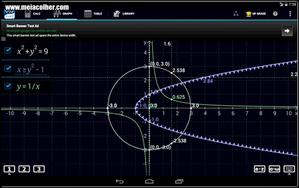 Calculadora Gráfica de engenharia