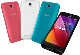 Spesifikasi Asus Zenfone Go ZC451TG