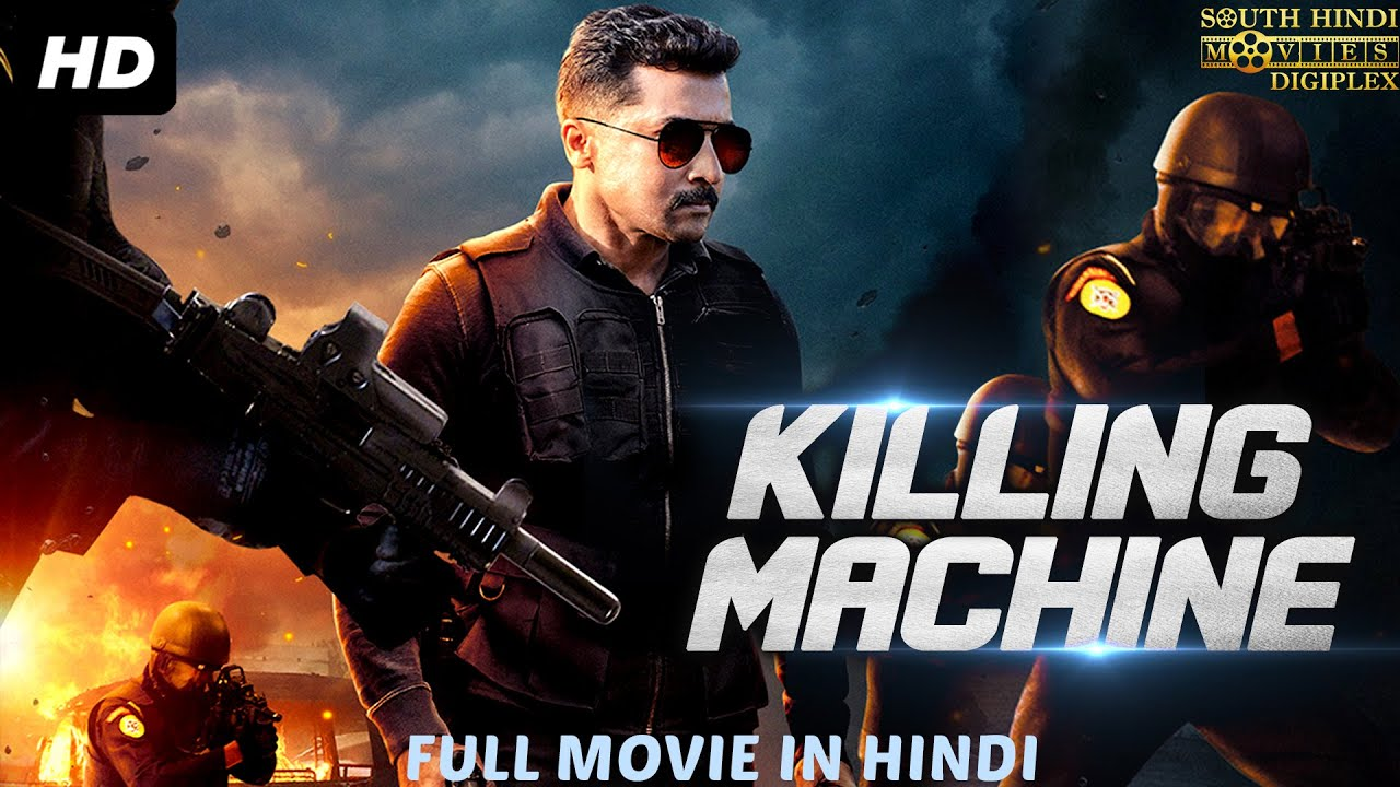 KILLING MACHINE (2019) Hindi Dubbed 720p HDRip 550MB