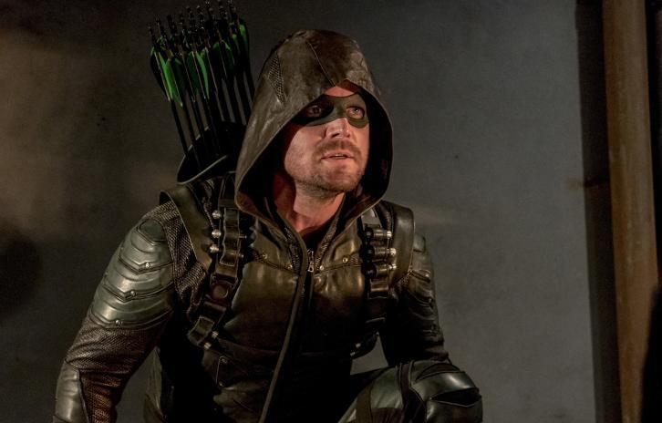 Arrow - Episode 6.07 - Thanksgiving - Promo, Promotional Photos & Press Release