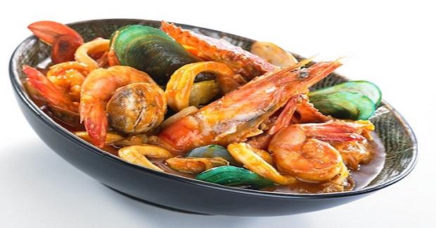 Easy Seafood Casserole Recipe