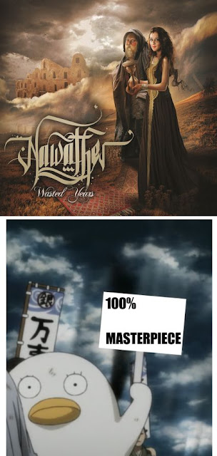 Nawather Wasted Years Album Reviews by BDP Metal, Nawather Wasted Years Album Reviews, Nawather Wasted Years Reviews