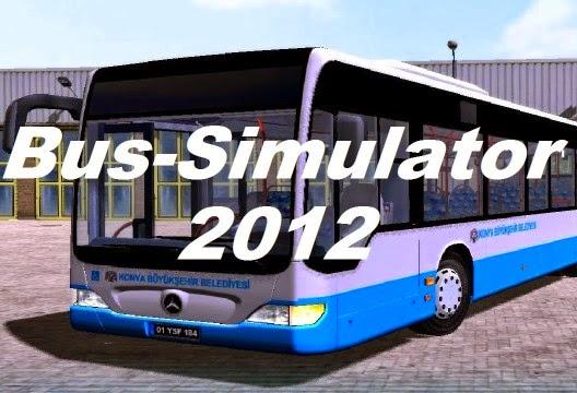 Bus Simulator 2012 PC Games