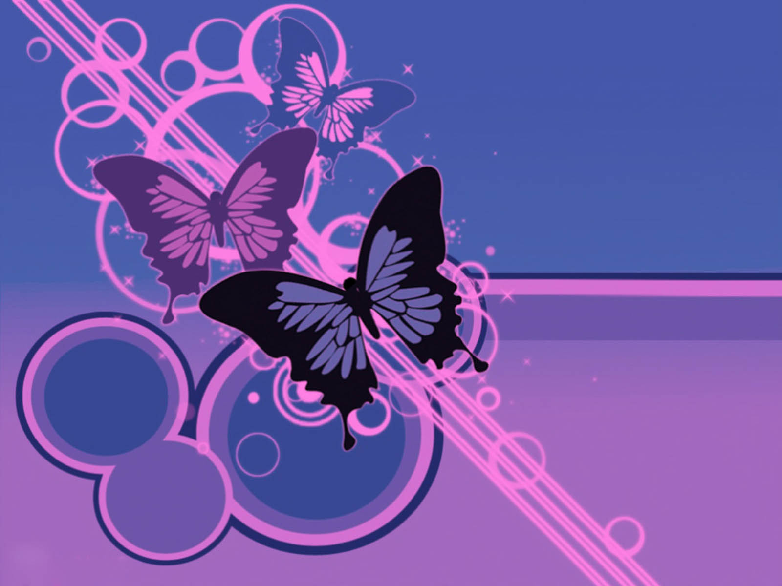 Vector Butterfly Wallpapers