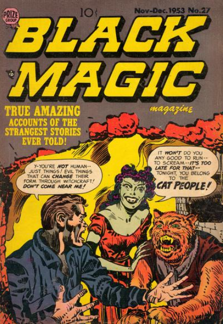 Simon-Kirby Black Magic 27