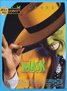 La Mascara 1994 HD [1080p] Latino [Mega] dizonHD