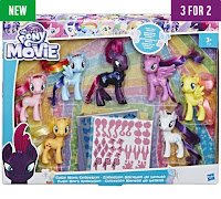 My Little Pony the Movie Cutie Mark Collection
