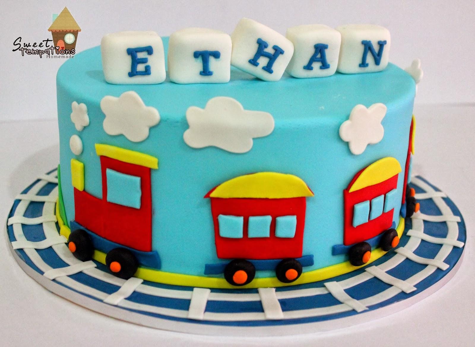 Hutos Birthday Cake