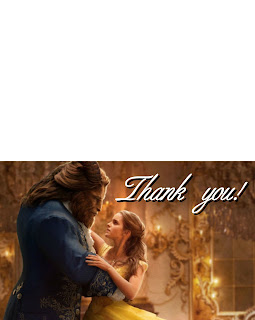 Beauty and the Beast 2017 party