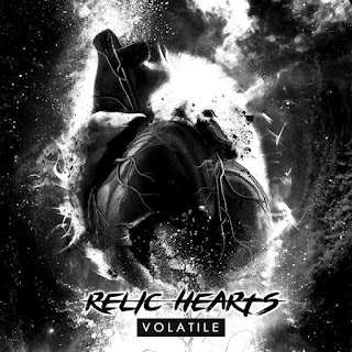 Relic Hearts - Volatile (2016) - Album Download, Itunes Cover, Official Cover, Album CD Cover Art, Tracklist
