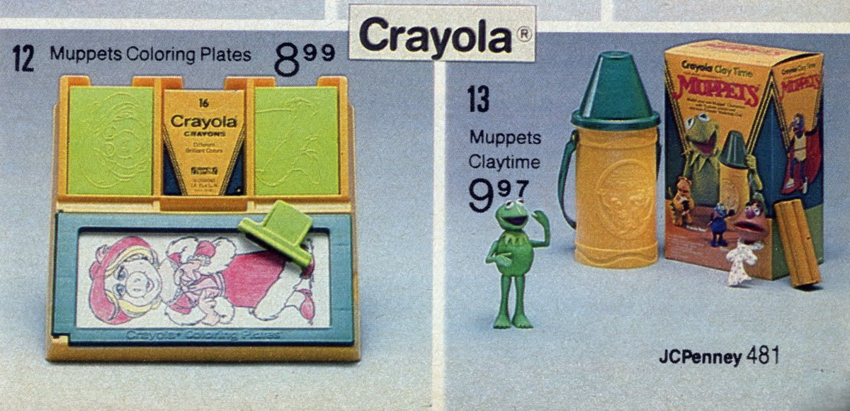 Neato Coolville: MUPPETS FOUND IN OLD CHRISTMAS CATALOGS
