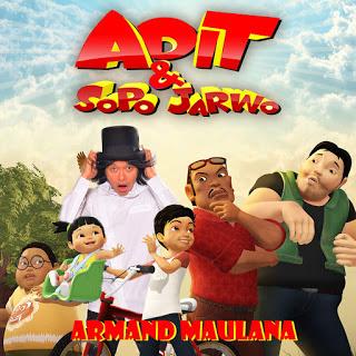 "Armand Maulana - Hebatnya Persahabatan (From ""Adit & Sopo Jarwo"")"