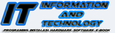 IT (Information and Technology)