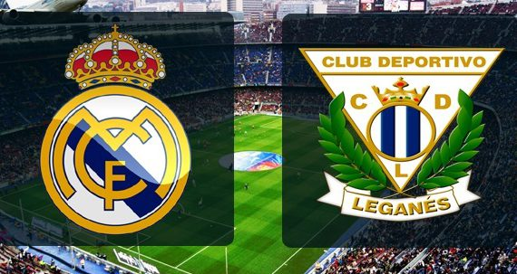 Real Madrid vs Leganes Full Match And Highlights