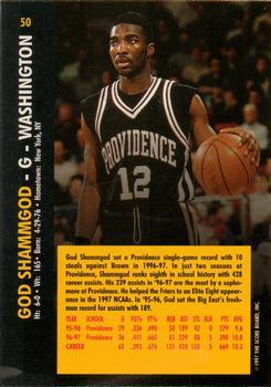 new concept b2617 3d0f8 Celtics Life: The God-of-Handles, God Shammgod has risen