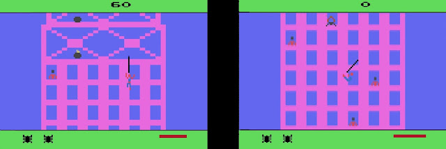 Spiderman, Atari 2600