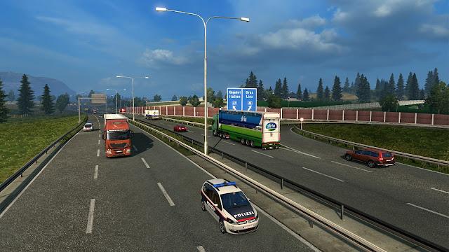 Патч для euro truck simulator 2 1.27
