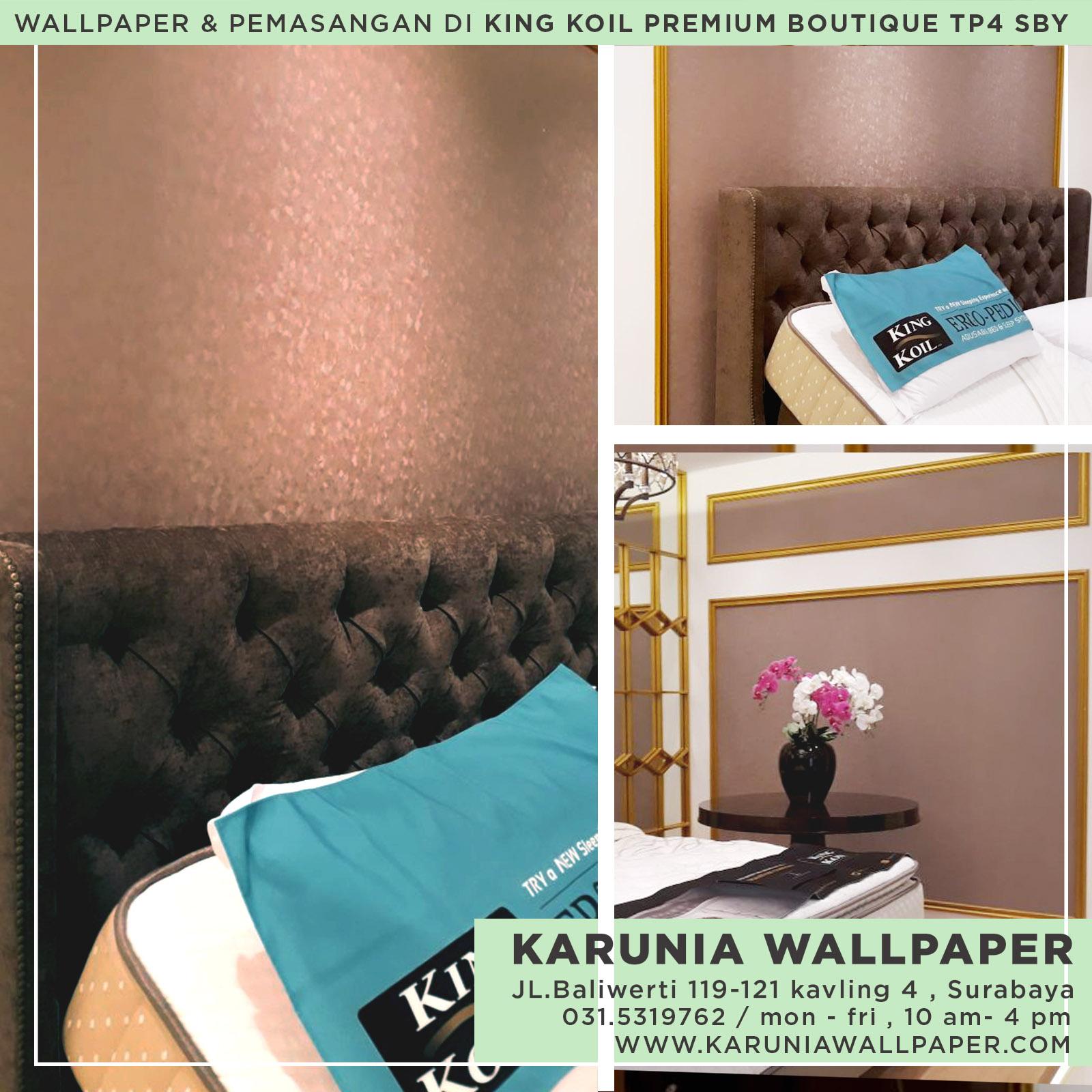jasa pemasangan wallpaper dinding surabaya karuniawallpaper