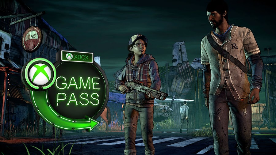 xbox game pass 2019 the walking dead season 3 a new frontier xb1