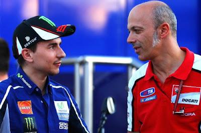 Lorenzo Akhirnya Pindah ke Ducati, Pengumuman Resmi di GP Austin