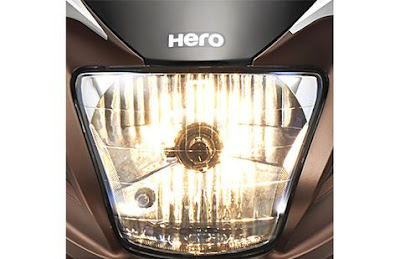 New Hero Passion PRO Headlight